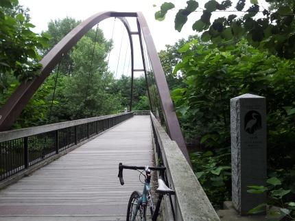 Felt Charles River Bridge 2