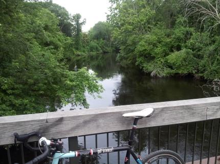 Felt Charlest River Bridge